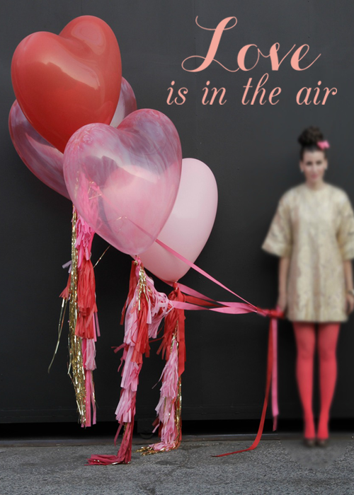Valentine - Love is in the air - Carrie Can