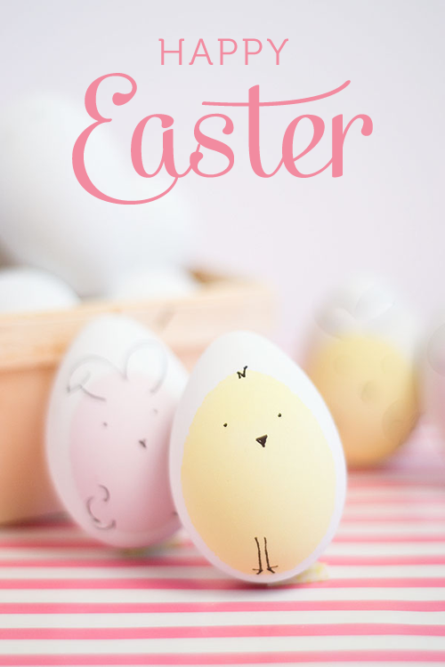 happy easter from carriecanblog.com