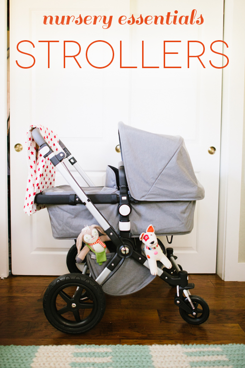 nursery essentials strollers wishlist